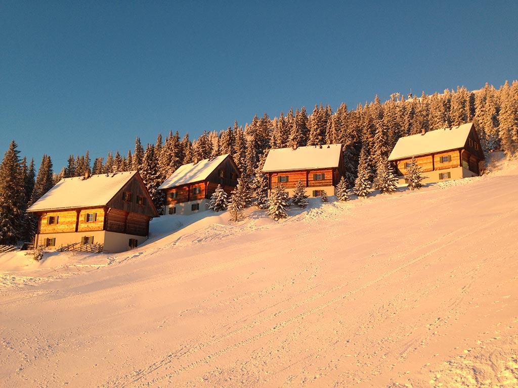 Moselebauer Hütten